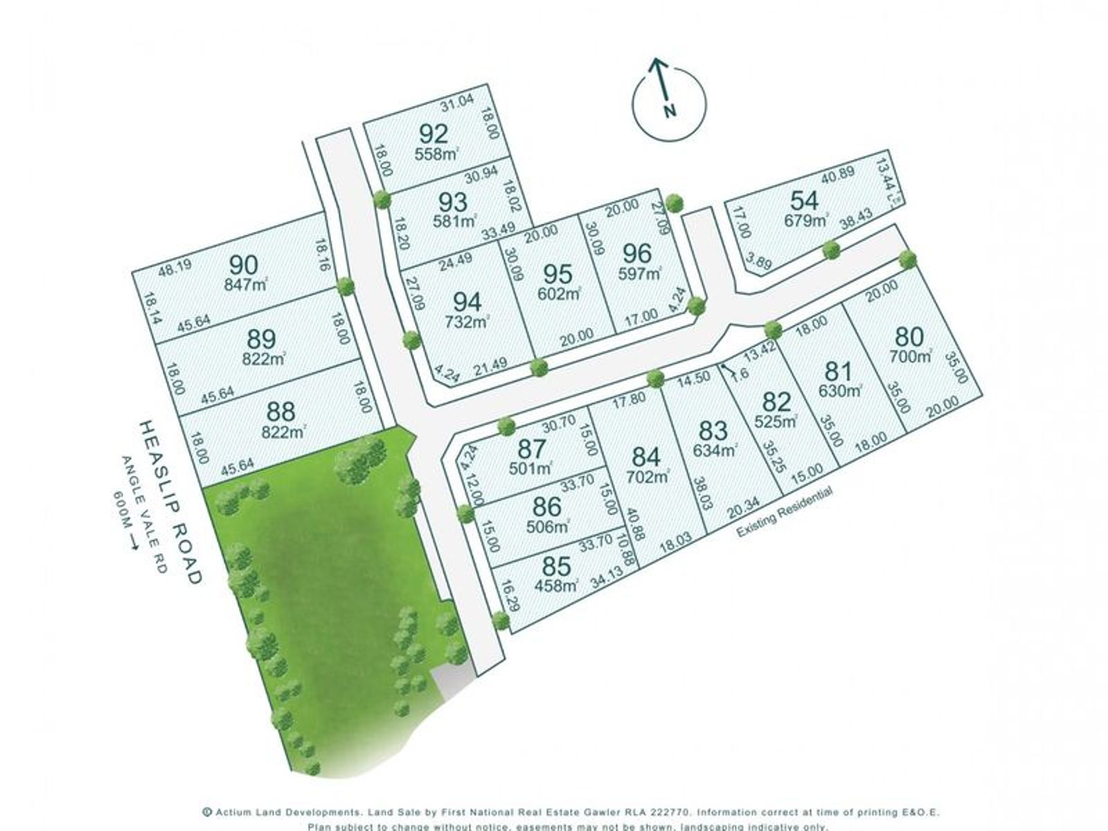 Lot 95 New Road, Angle Vale, SA 5117