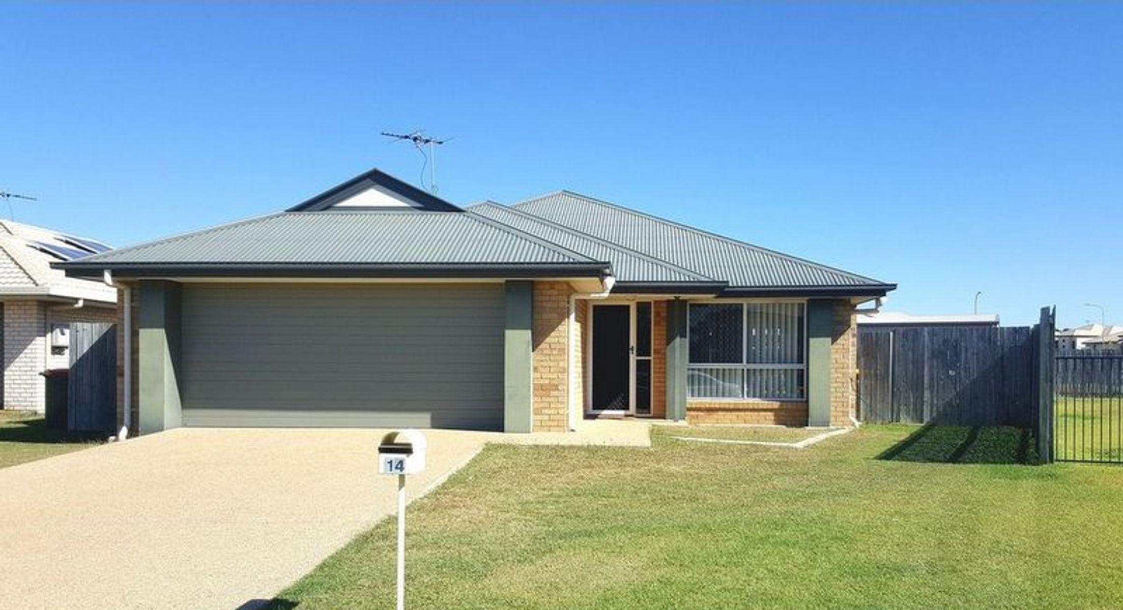 14 Tippett Crescent, Gracemere, QLD 4702