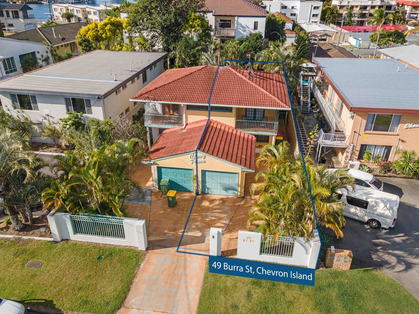1/49 Burra Street, Chevron Island, QLD 4217