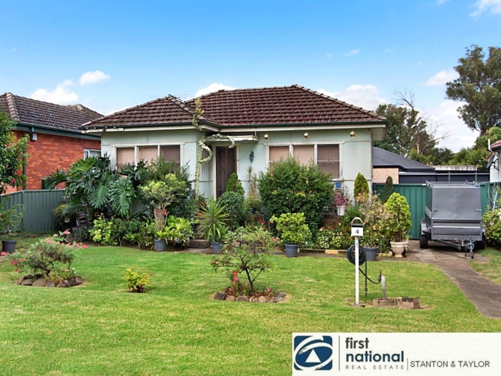 4 Walter Street, Kingswood, NSW 2747