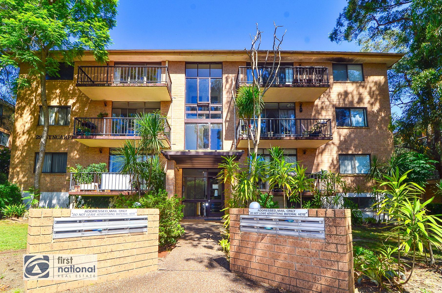 5/29-31 Muriel Street, Hornsby, NSW 2077
