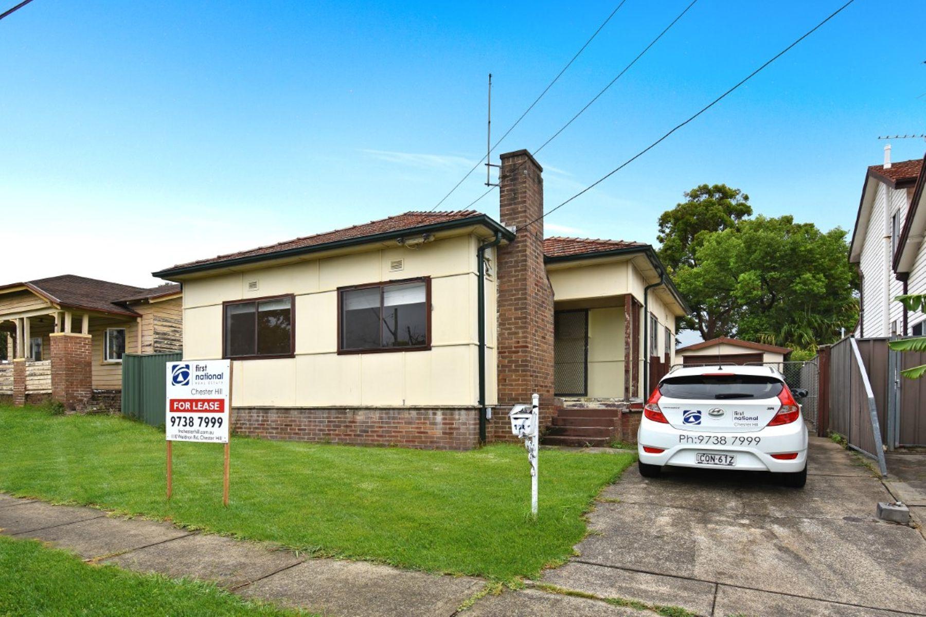 182 William Street, Granville, NSW 2142