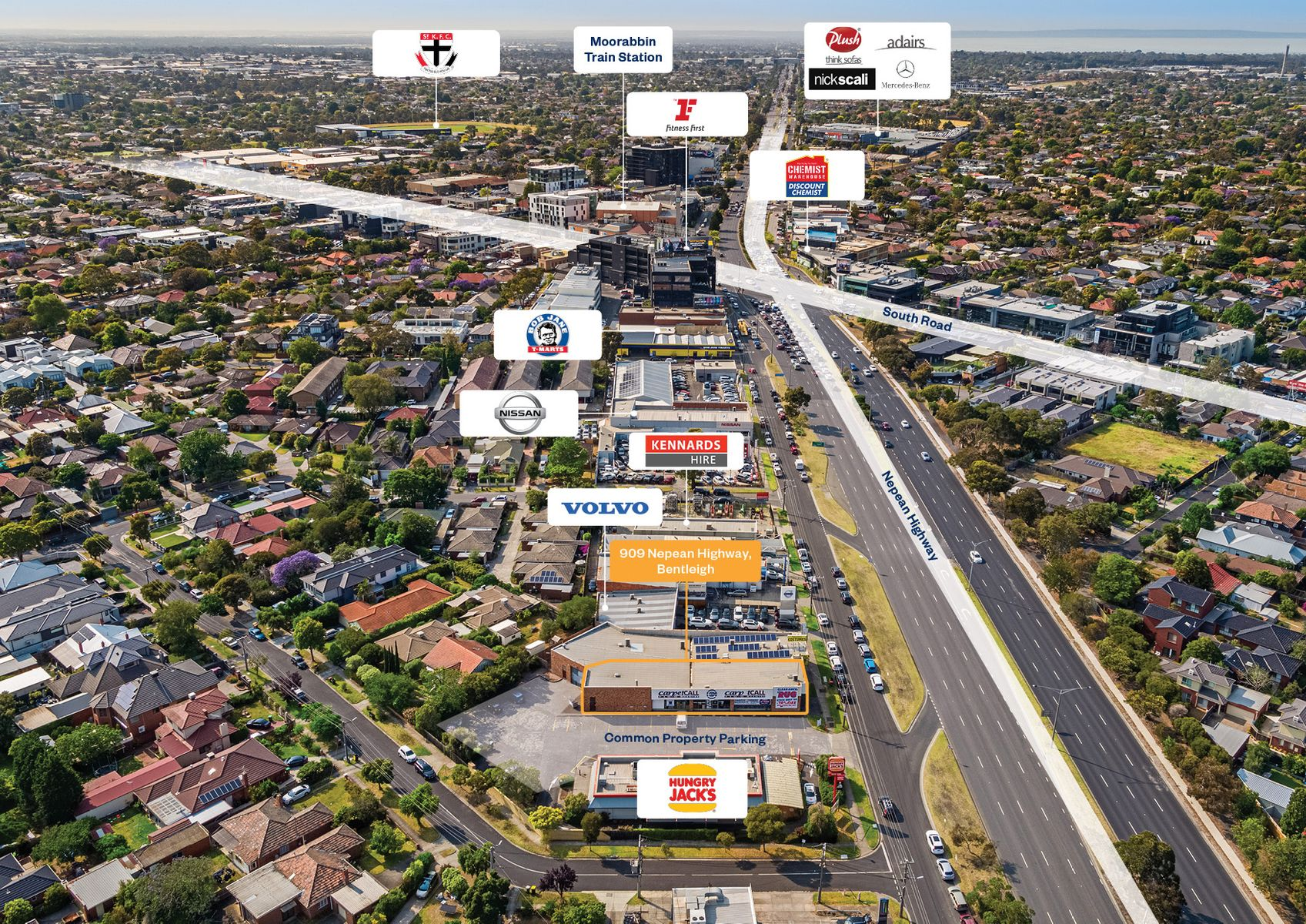 TC0143 909 Nepean Highway, Bentleigh MarkUp 0037 V2