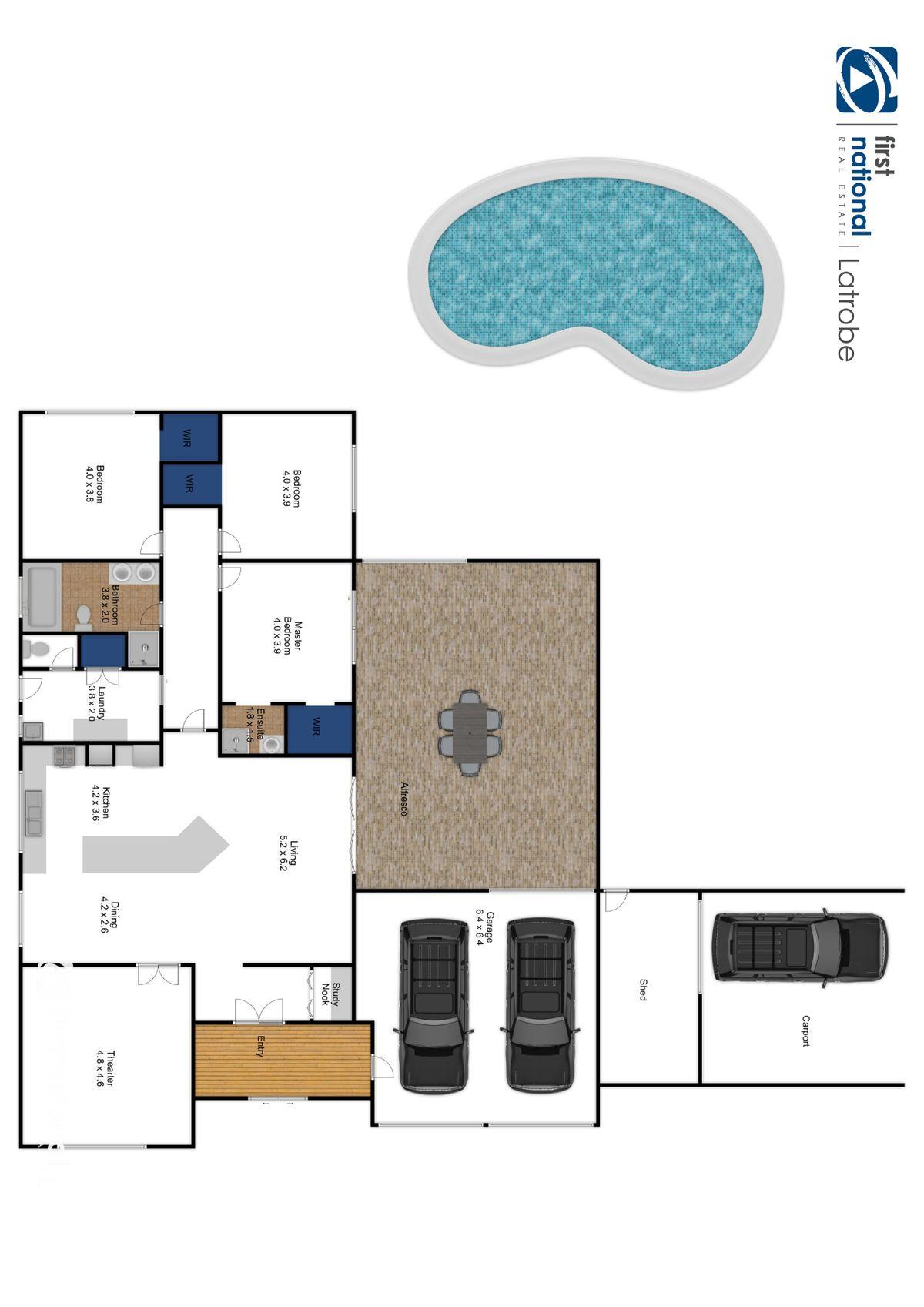 1-2 Rainbird Court, Traralgon, VIC 3844