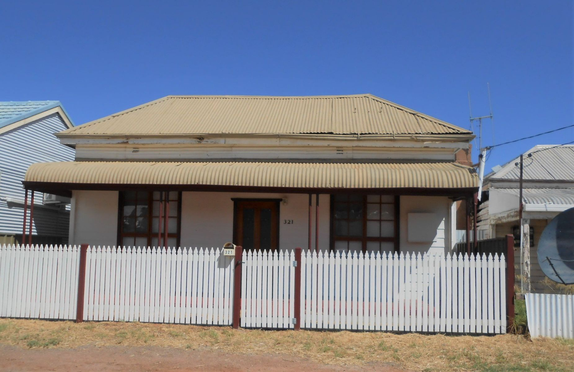 321 Thomas Street, Broken Hill, NSW 2880