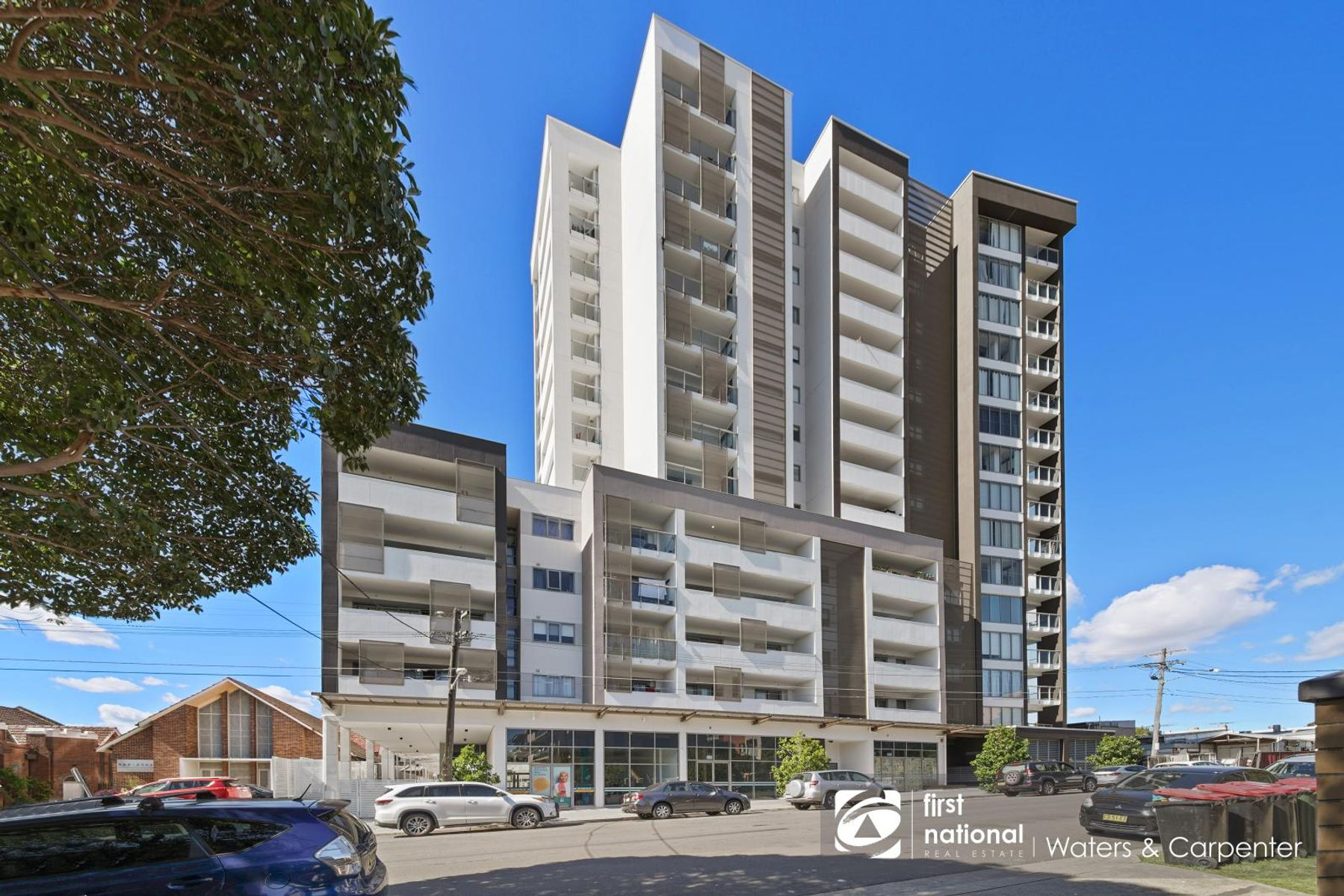 601/18 Harrow Road, Auburn, NSW 2144