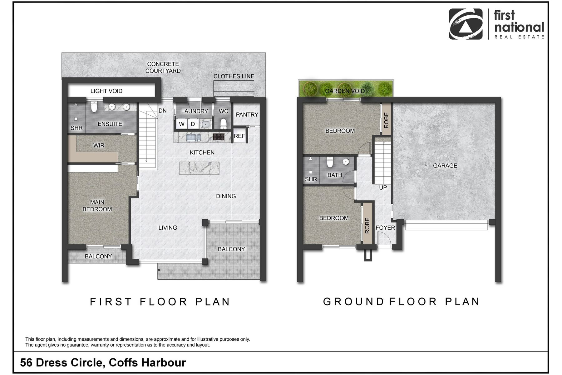 1-6/56 Dress Circle, Coffs Harbour, NSW 2450