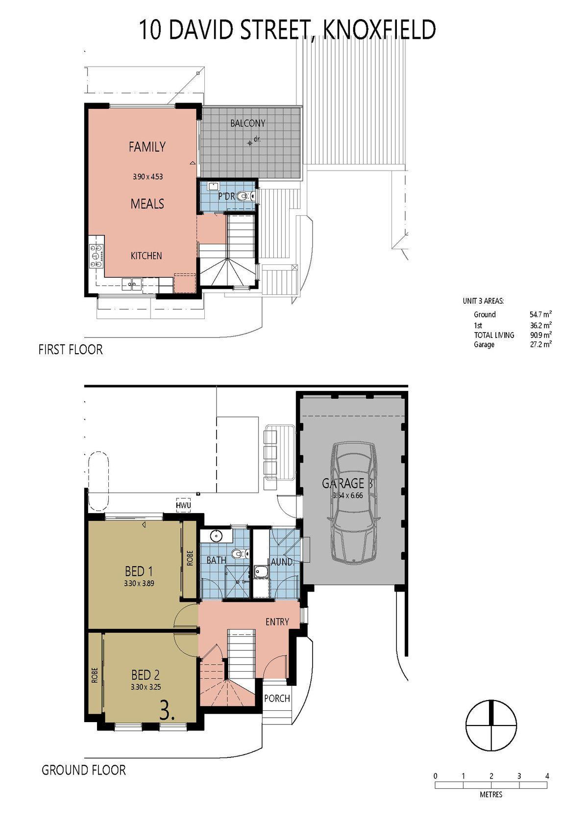 Lot 1,2,3,4/10 David Street, Knoxfield, VIC 3180