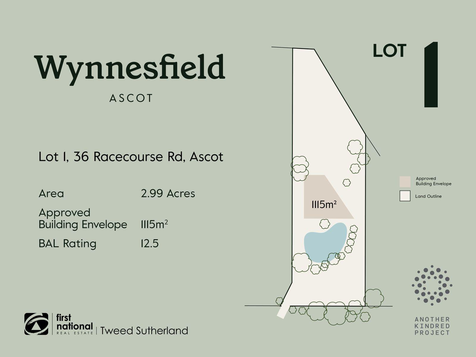 Lot 1, 36 Racecourse Road, Ascot, VIC 3551