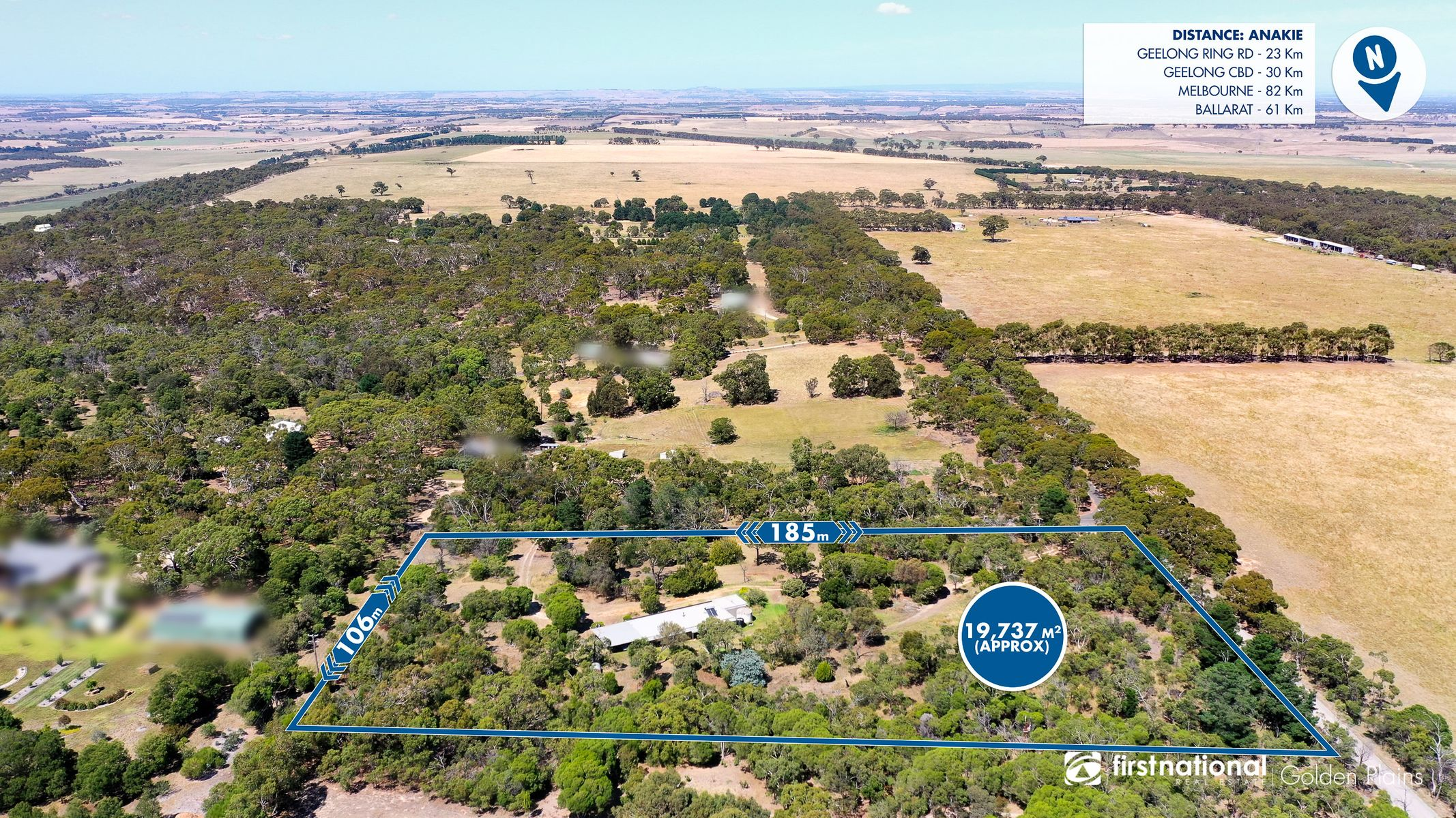 100 Clarkes Road, Anakie, VIC 3213