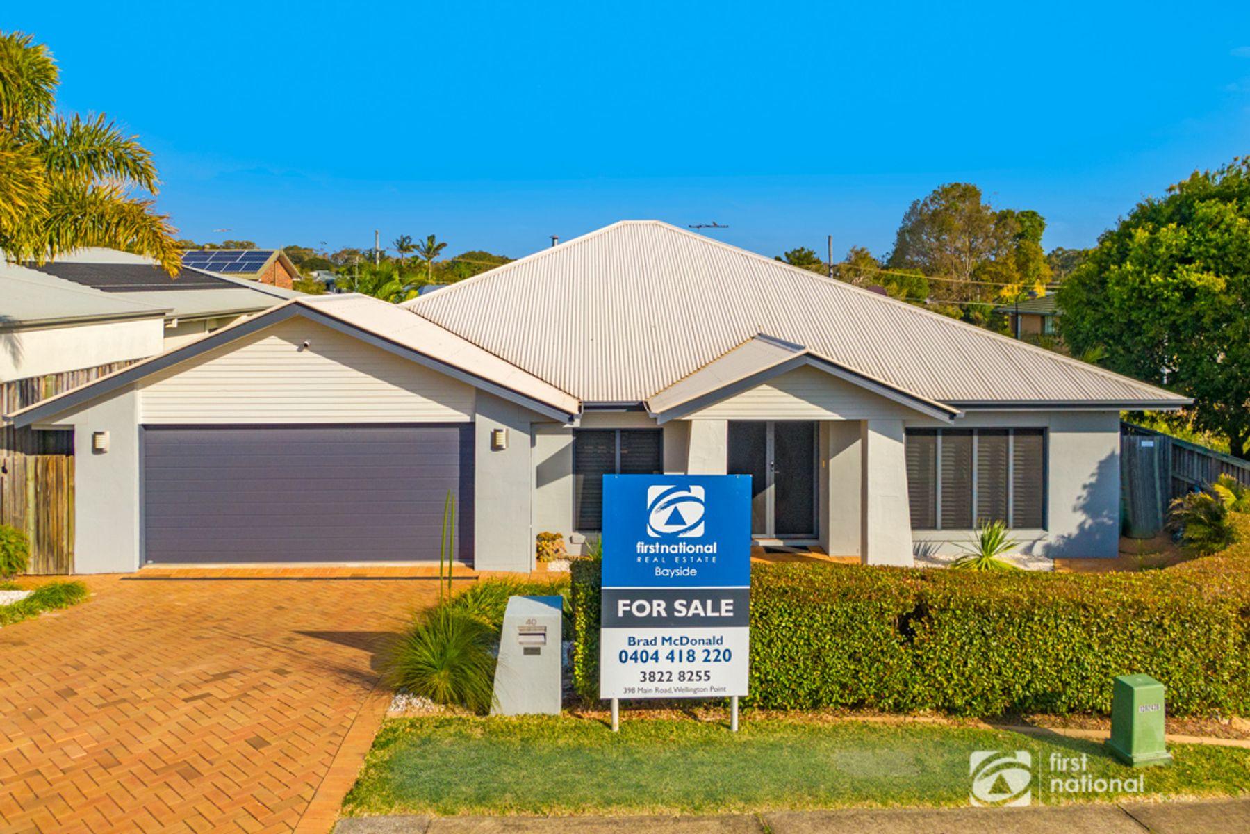 40 Vantage Crescent, Wellington Point, QLD 4160