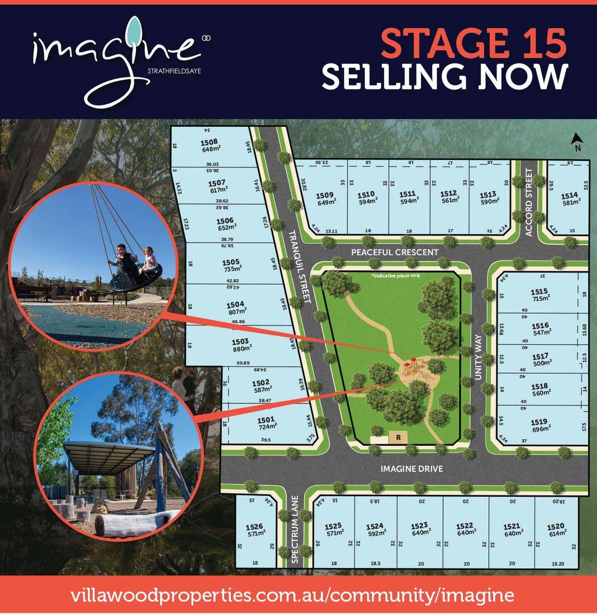 Stage 15 Imagine Estate, Strathfieldsaye, VIC 3551