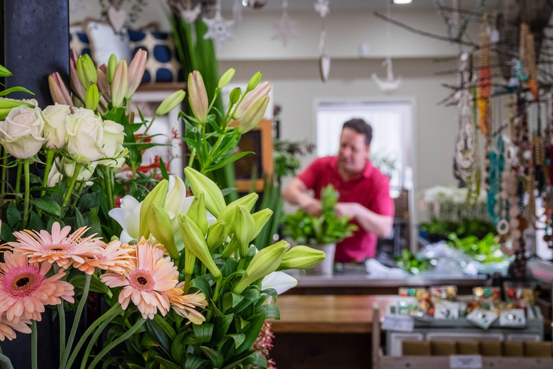 MB - Pymble - Kelvin Hall Florist