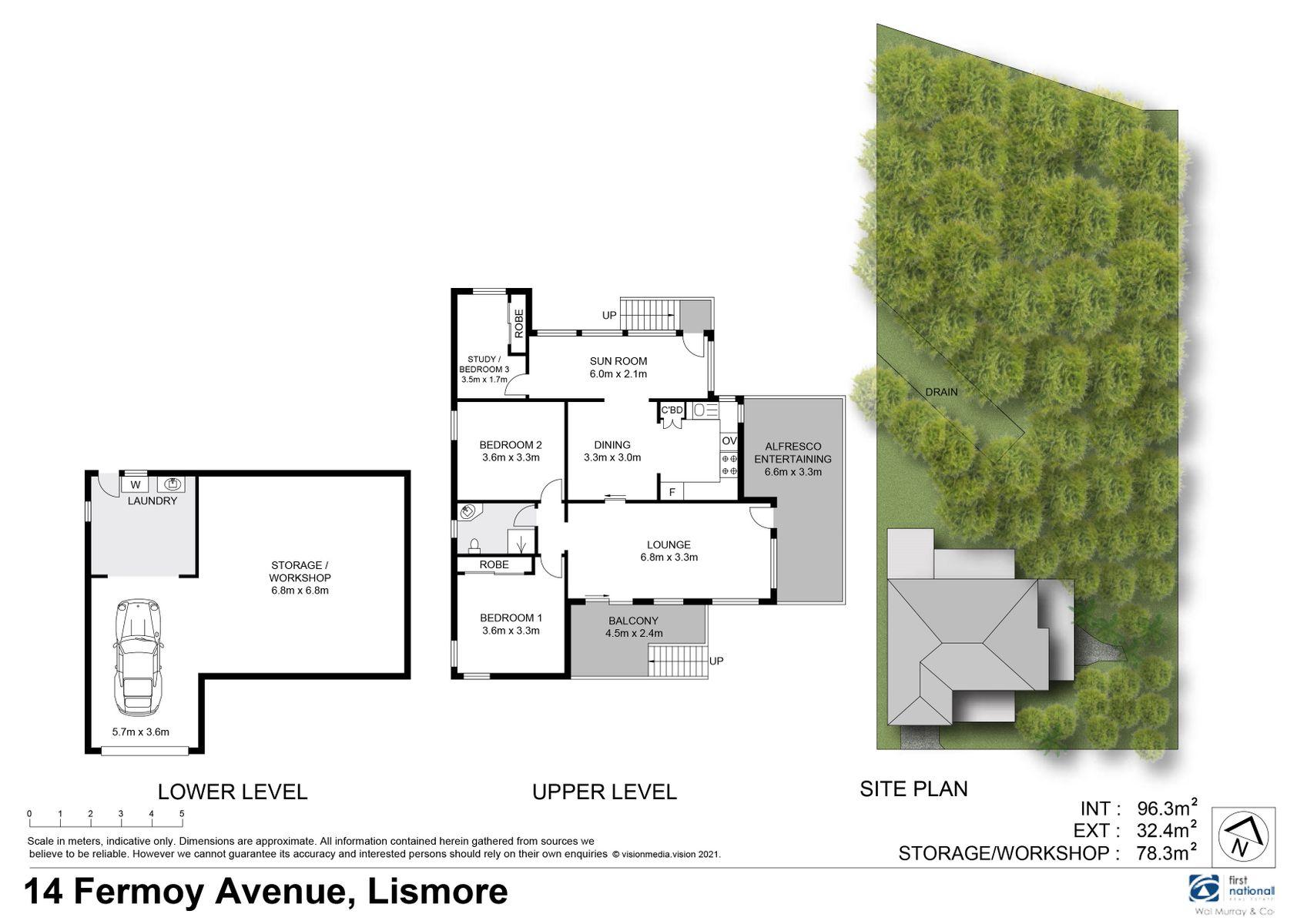 14 Fermoy Avenue, Lismore, NSW 2480
