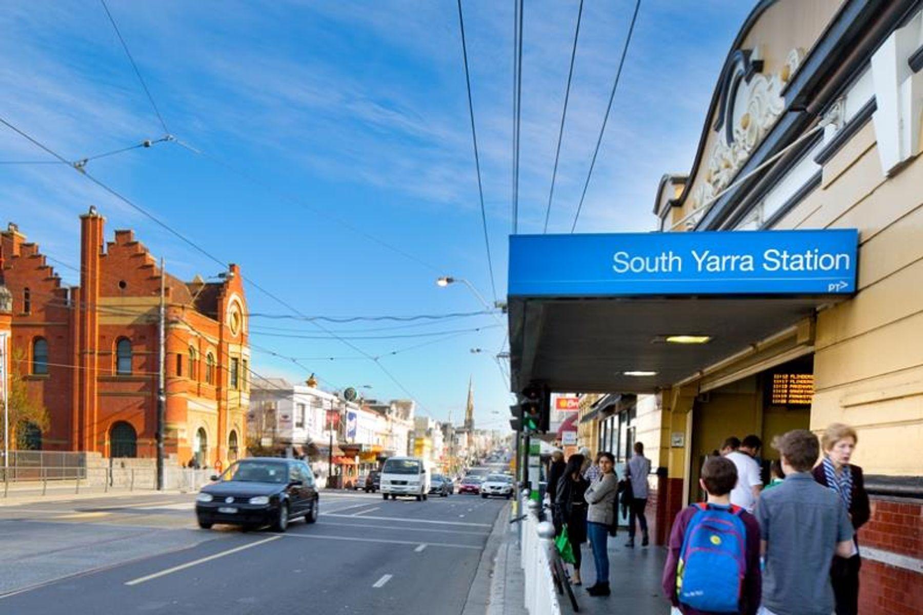 South Yarra Train Station2