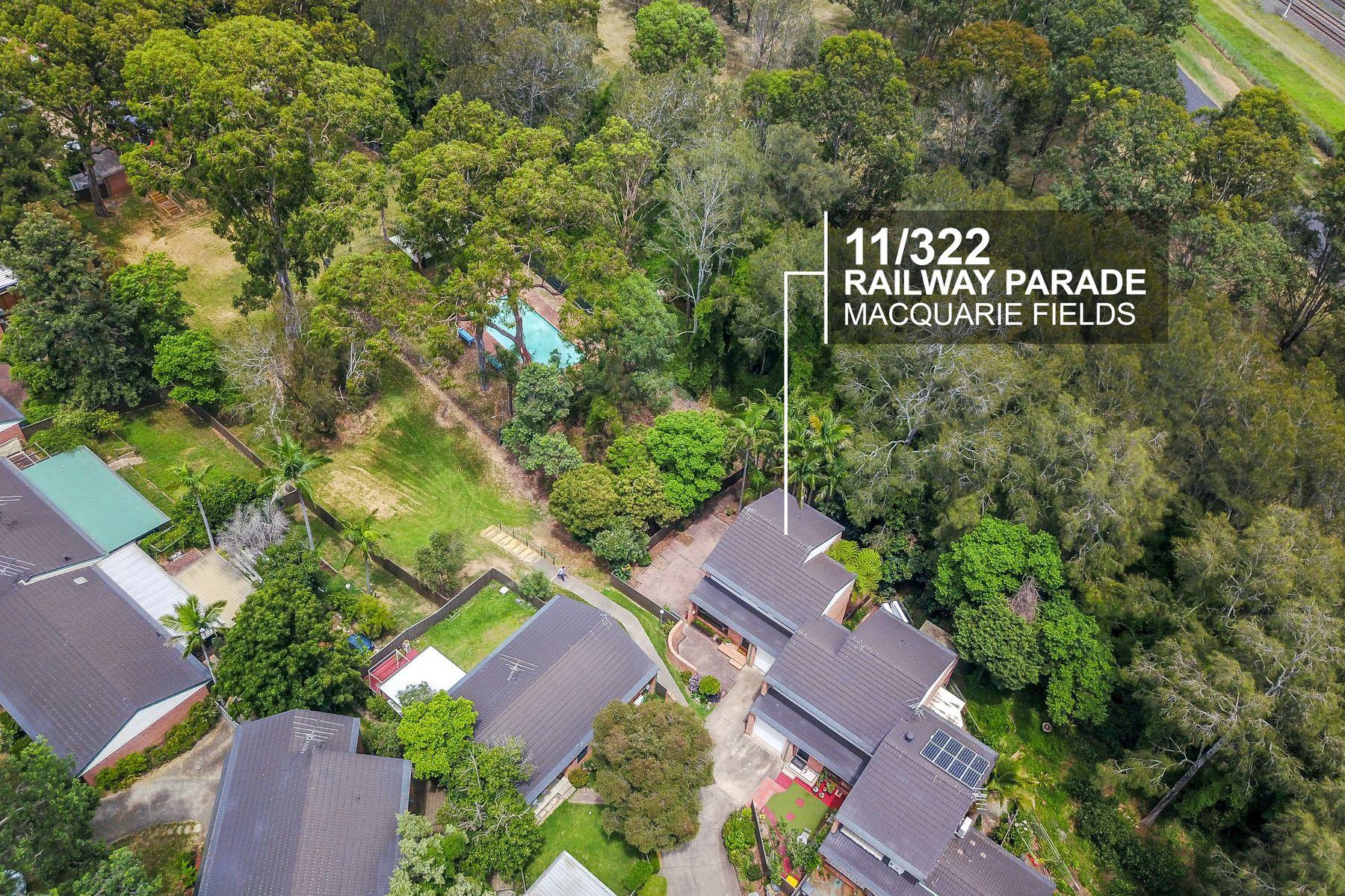 11/322 Railway Parade, Macquarie Fields, NSW 2564