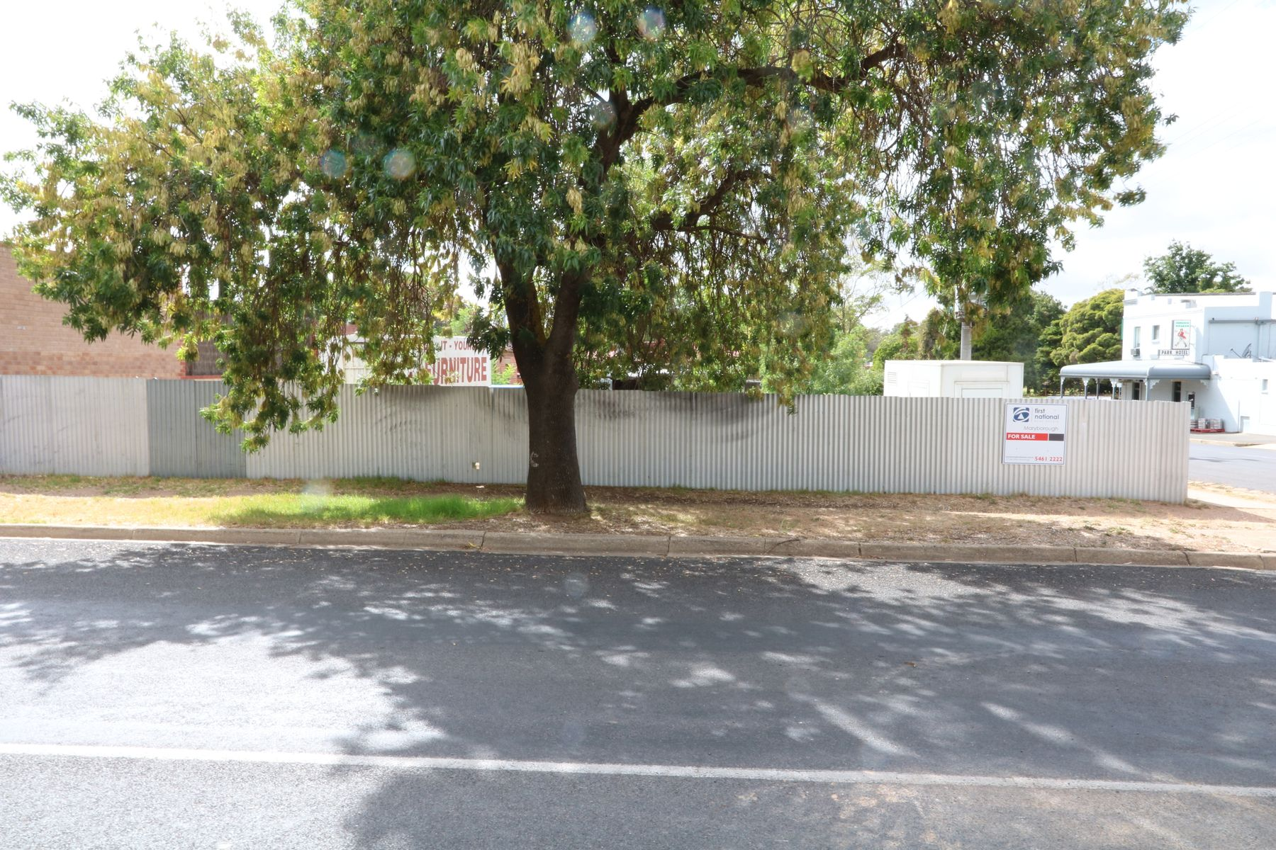 . Corner Clarendon & Nightingale Street, Maryborough, VIC 3465