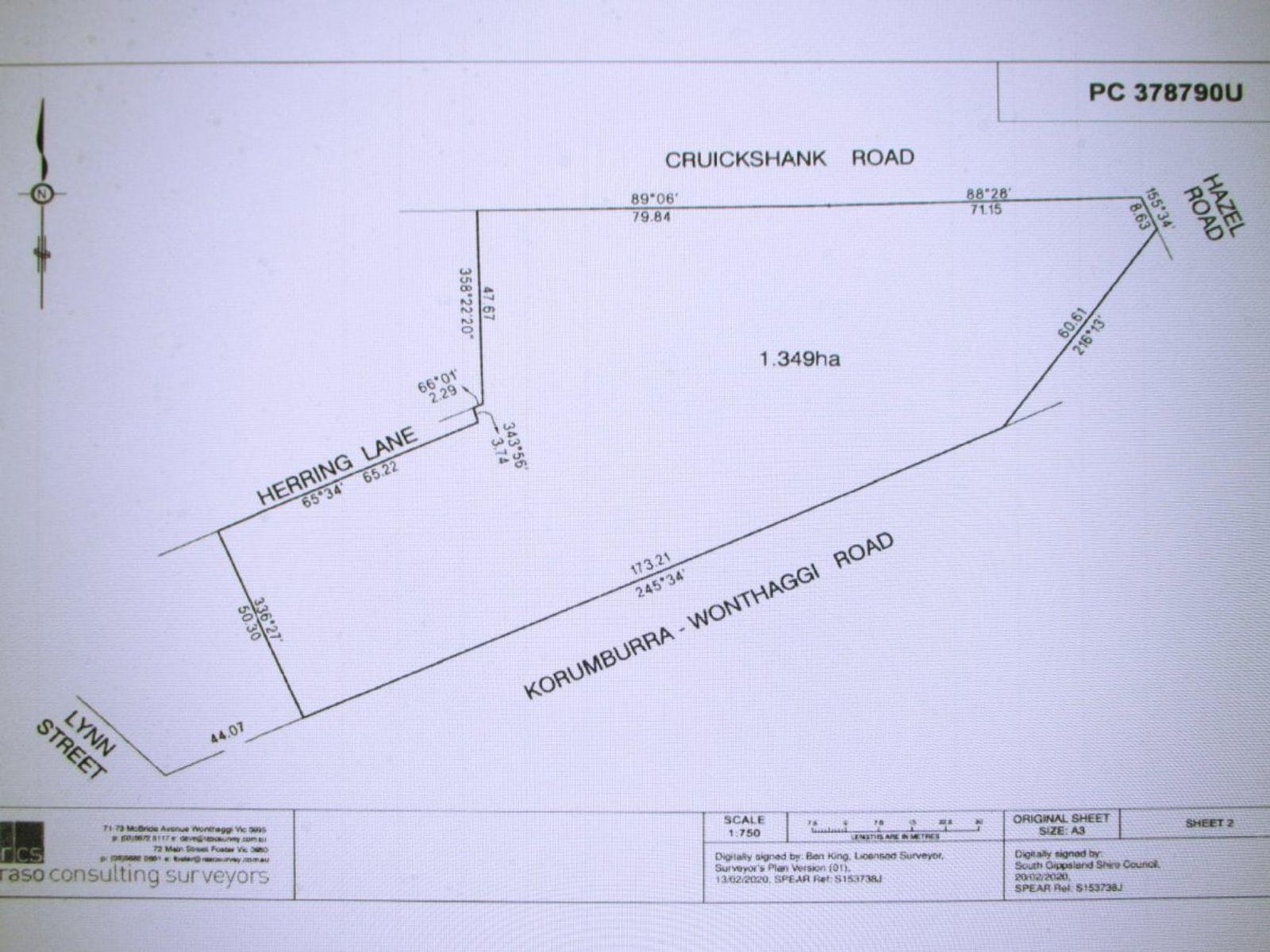 628 Korumburra-Wonthaggi Road, Jumbunna, VIC 3951