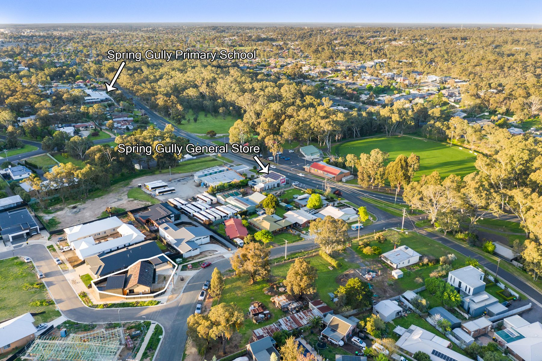 18 Pendlebury Court, Spring Gully, VIC 3550