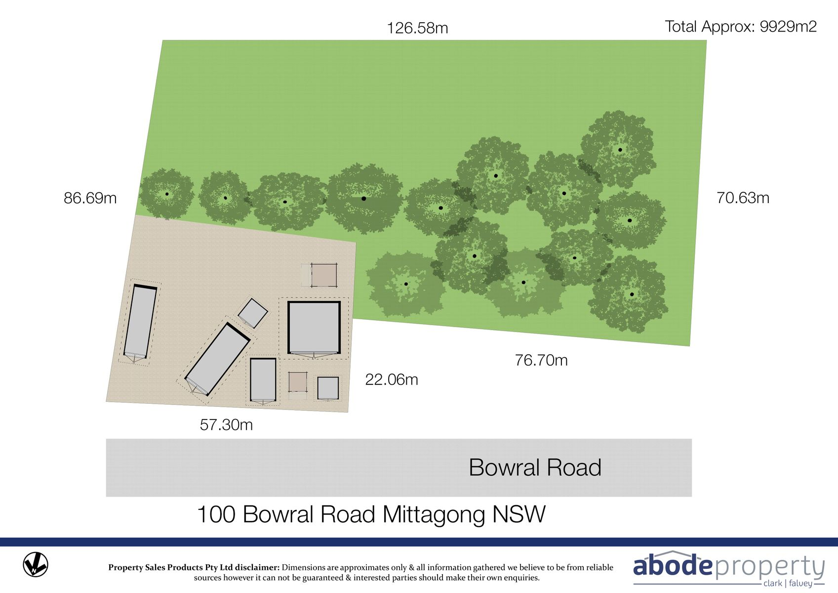 100. Bowral Road, Mittagong, NSW 2575