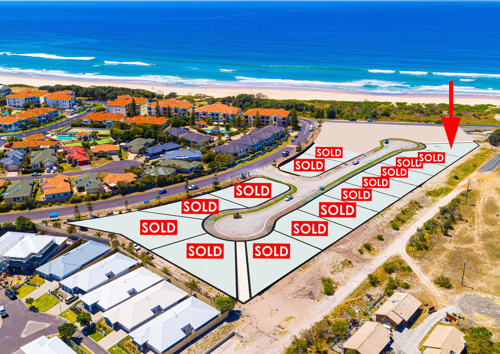 Lot 1 The Dunes Estate River Street, Yamba, NSW 2464