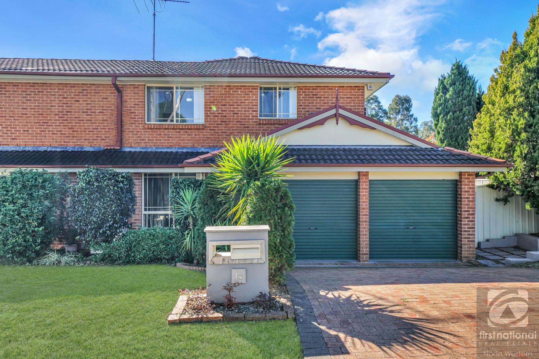 14 Ponytail Drive, Stanhope Gardens, NSW 2768