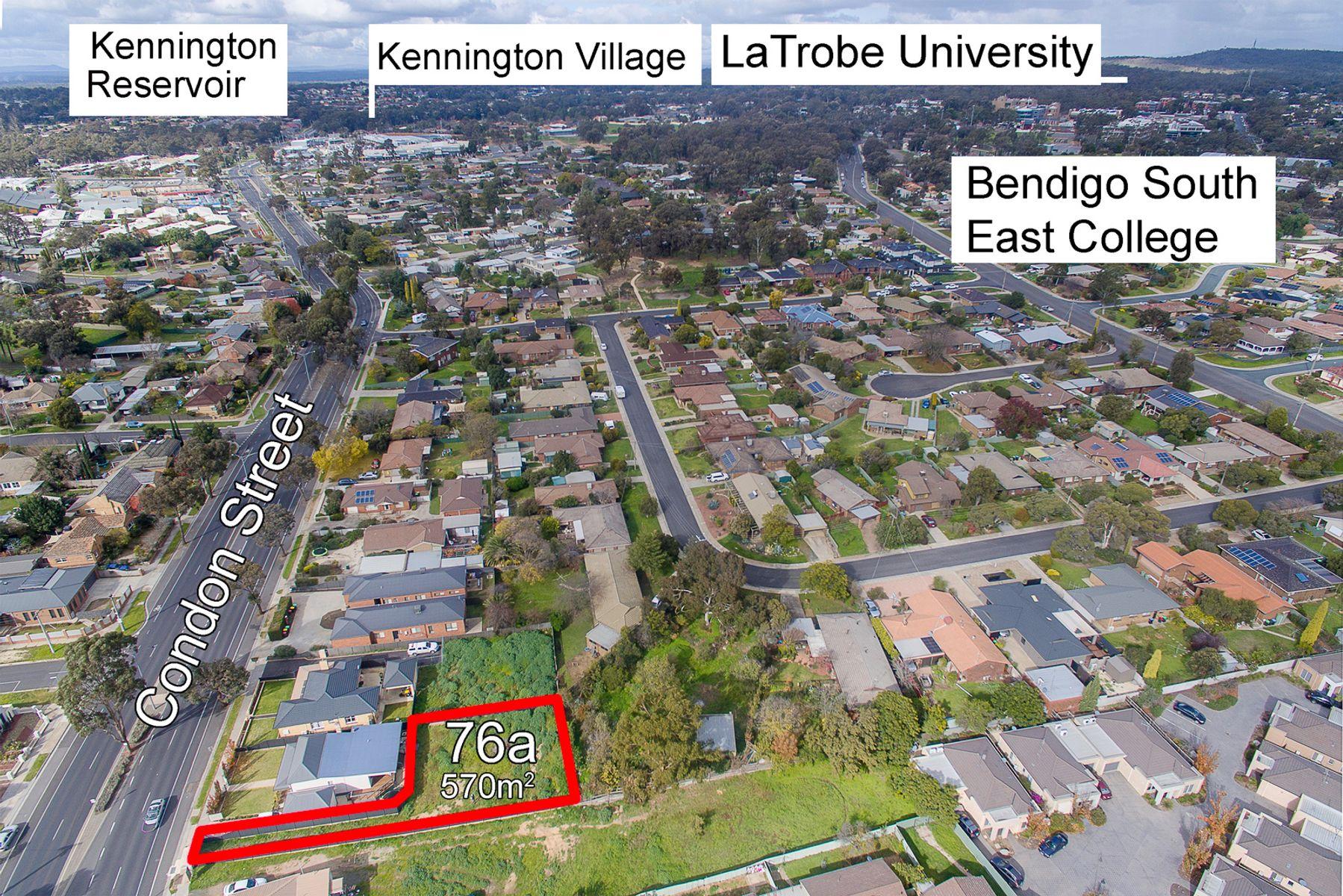 76A Condon Street Land, Kennington, VIC 3550