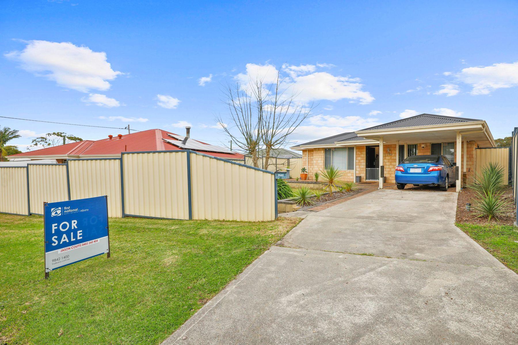 21 Sims Street, Lockyer, WA 6330