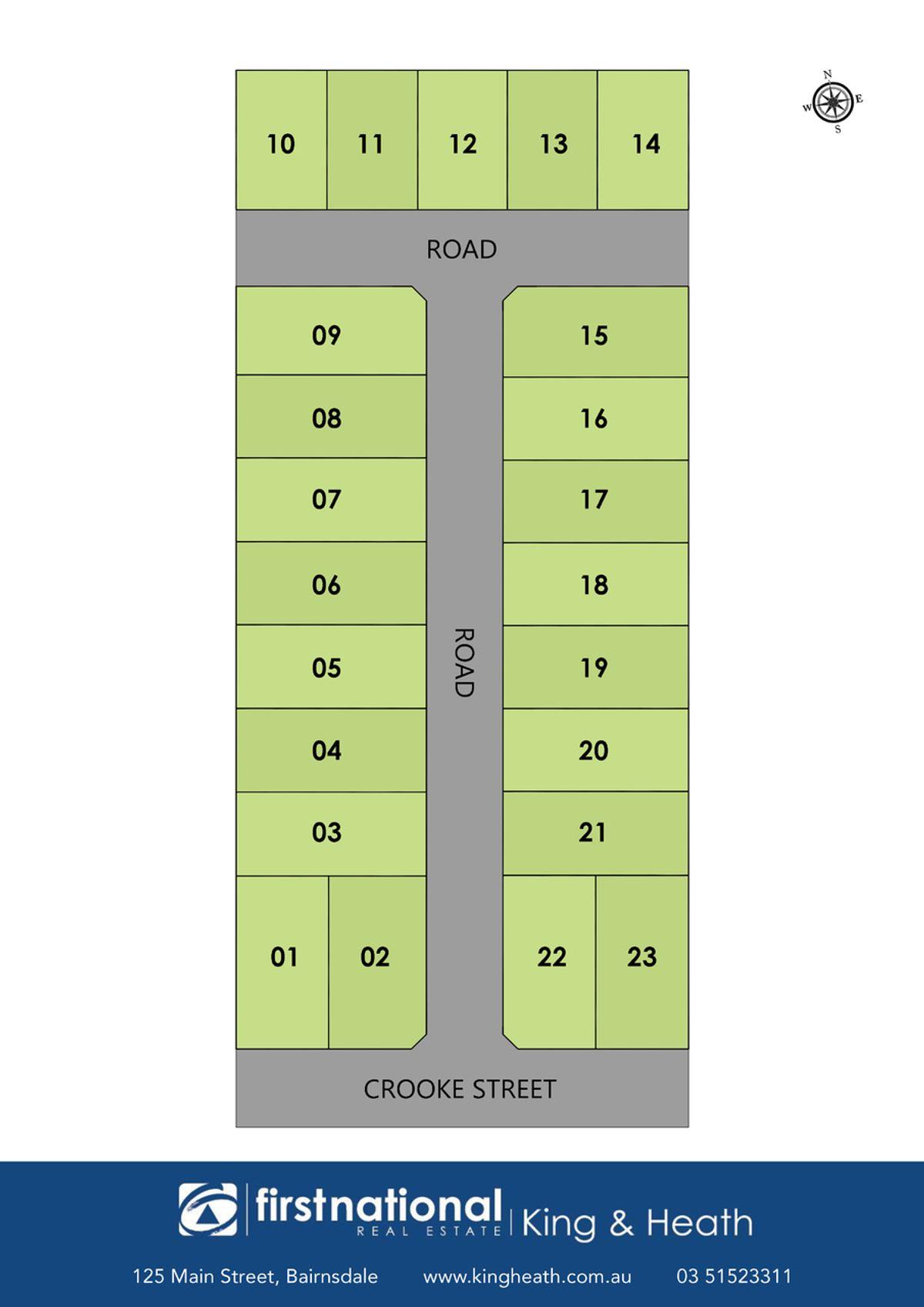 Lot 8, 103 Crooke Street, East Bairnsdale, VIC 3875