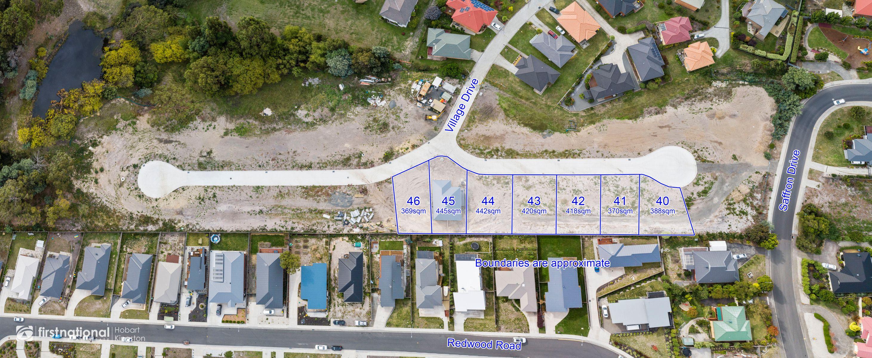 Lot 40 - 46 Village Drive, Kingston, TAS 7050