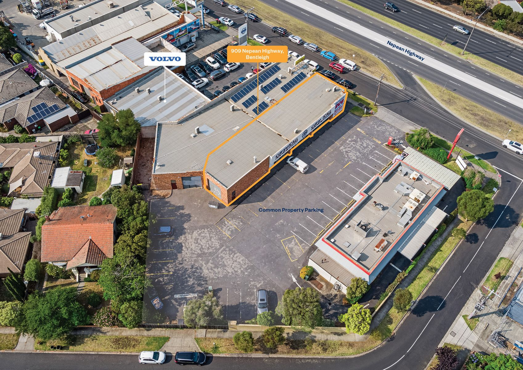 TC0143 909 Nepean Highway, Bentleigh MarkUp 0027 V2