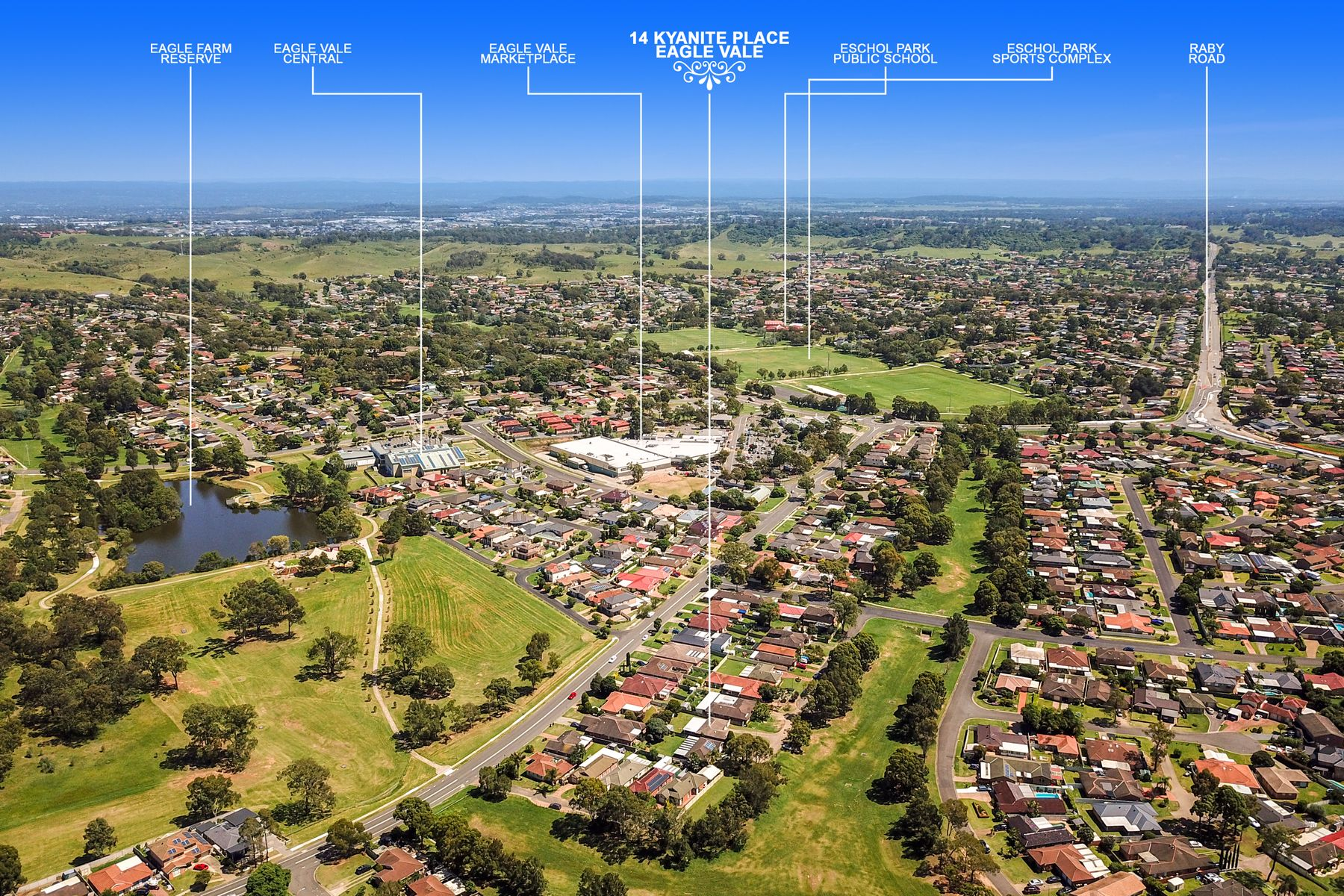 14 Kyanite Place, Eagle Vale, NSW 2558