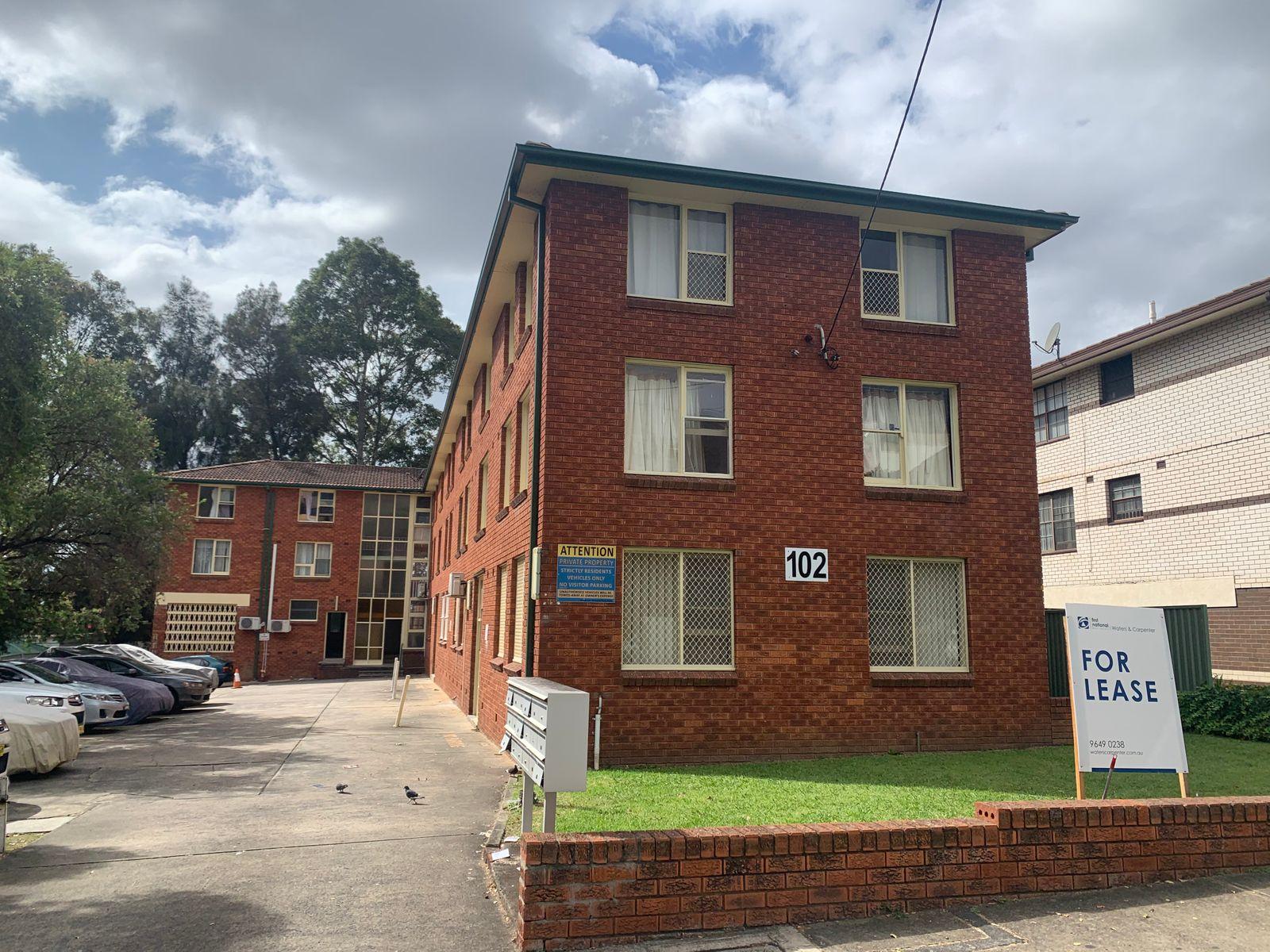 14/102 Auburn Road, Auburn, NSW 2144