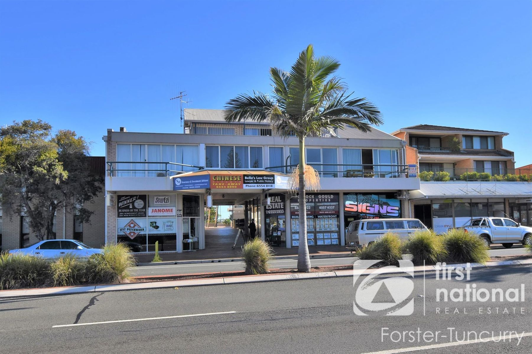 16,17,18,19 & 20/60 Manning Street, Tuncurry, NSW 2428