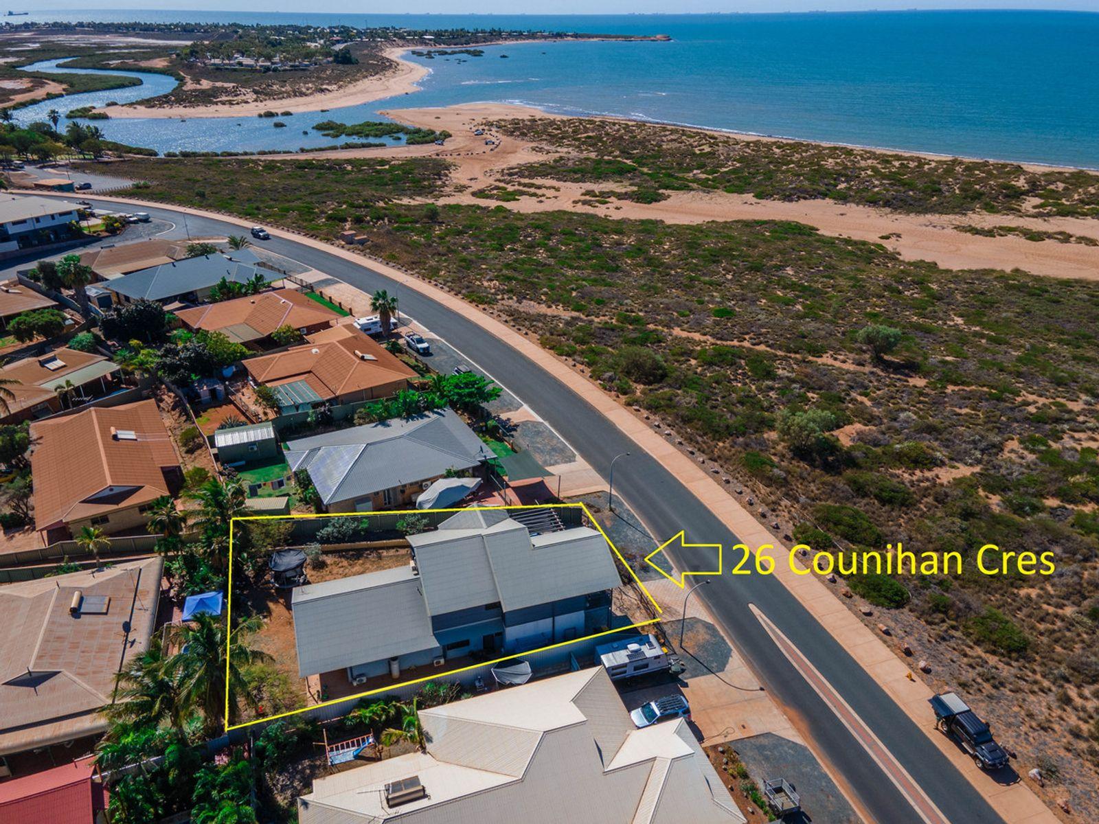 26 Counihan Crescent, Port Hedland, WA 6721