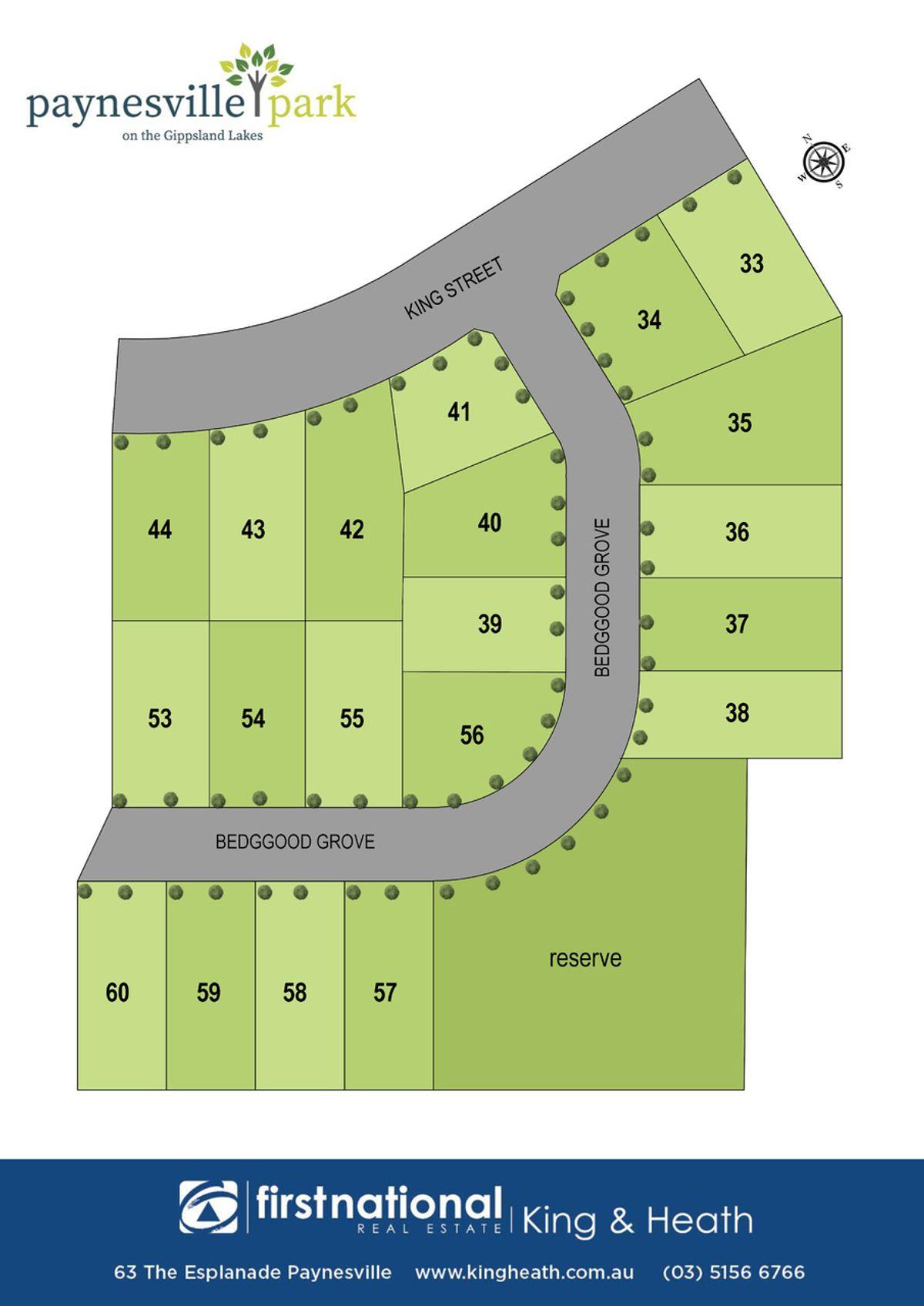 Lot 55 Bedggood Grove, Paynesville, VIC 3880