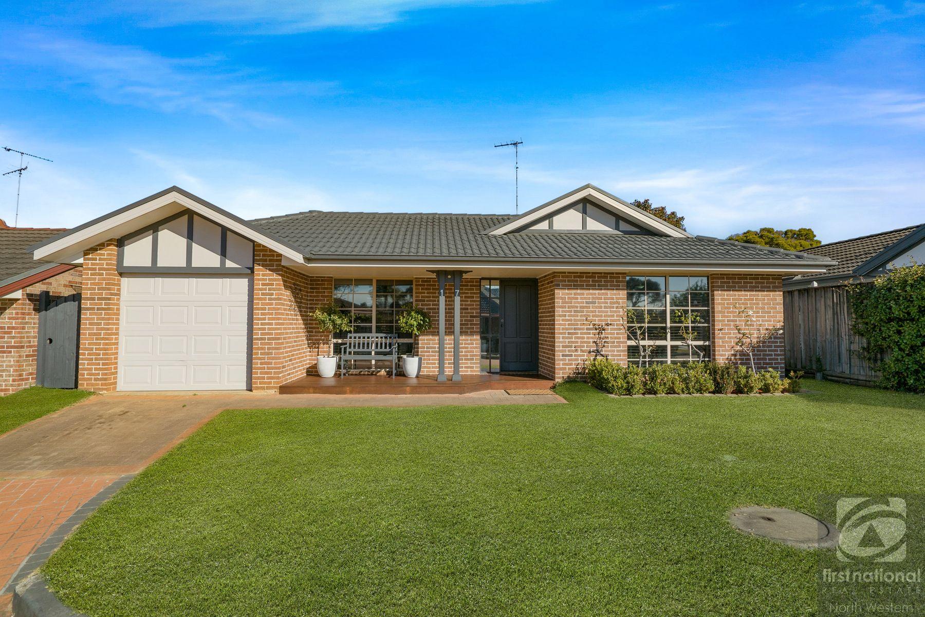 17 Pandanus Court, Stanhope Gardens, NSW 2768