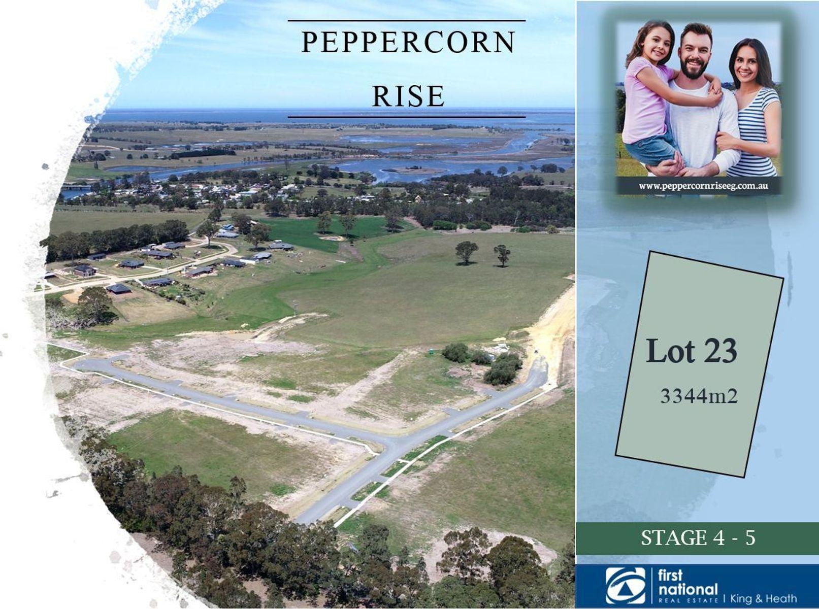 Lot 23 Peppercorn Way, Nicholson, VIC 3882