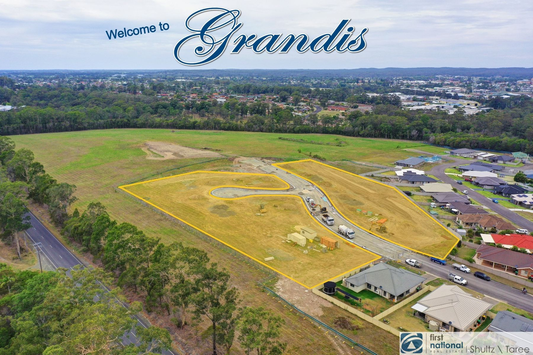 Lot 94 Grandis Parade, Taree, NSW 2430