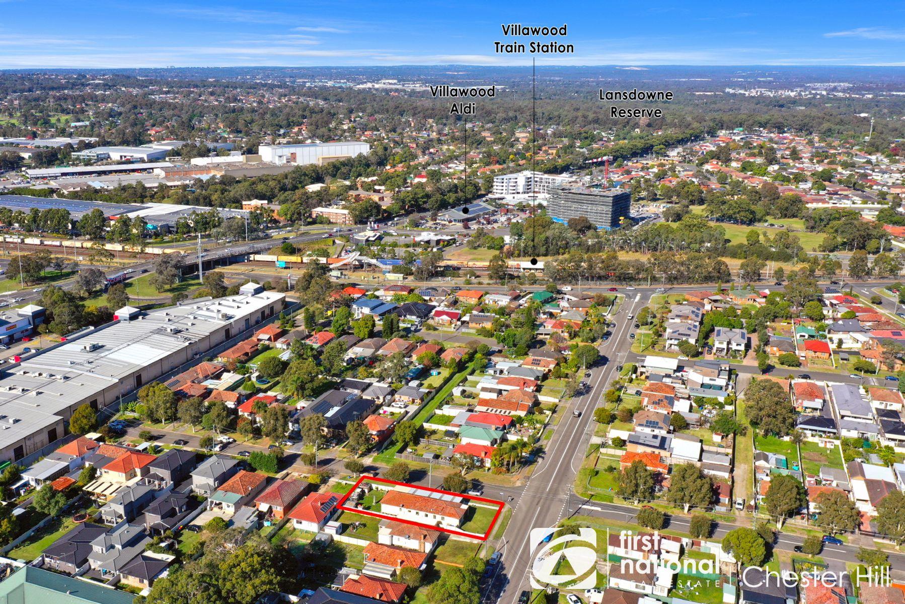 100 Mandarin Street, Villawood, NSW 2163