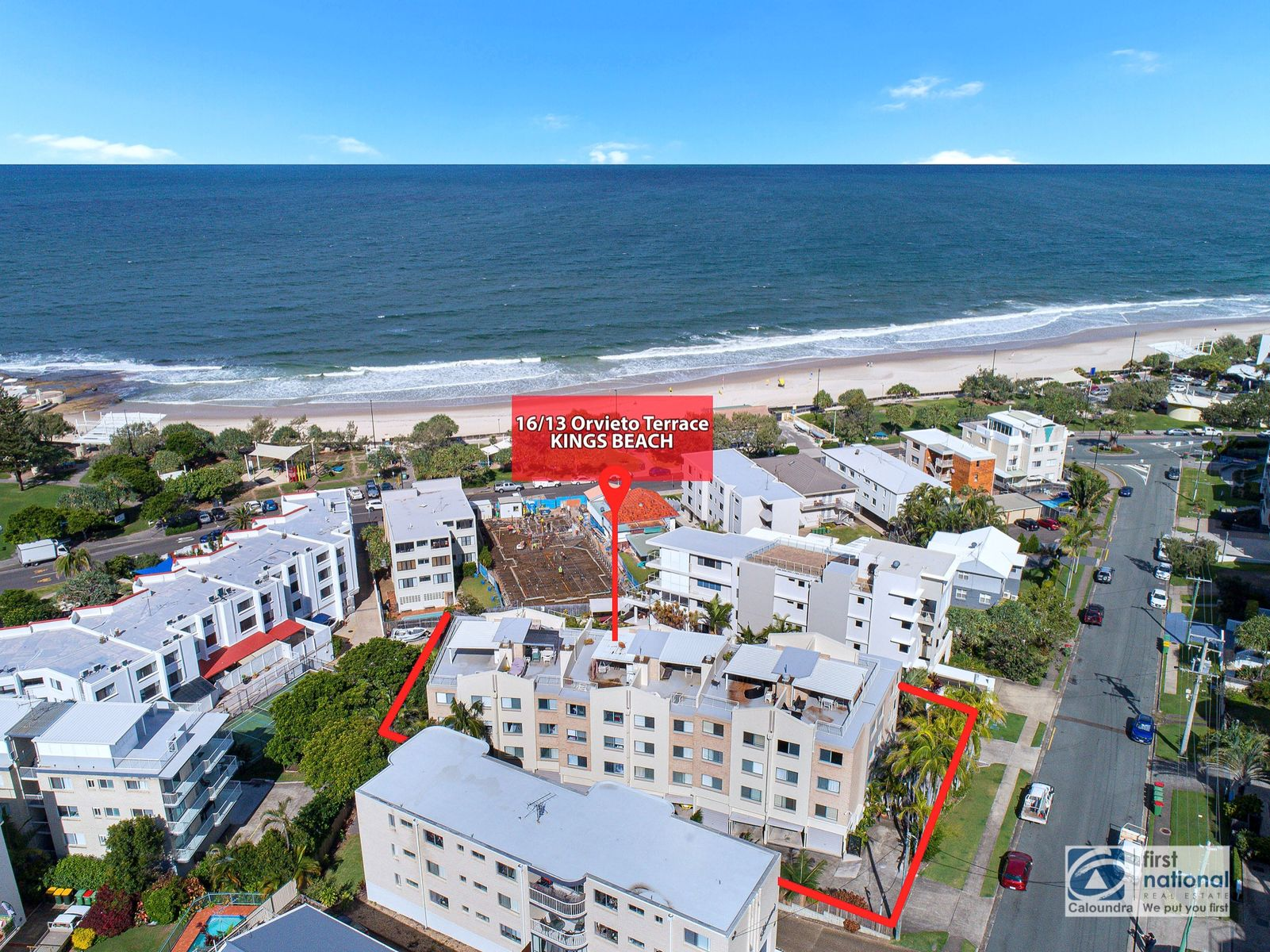 16/13 Orvieto Terrace, Kings Beach, QLD 4551