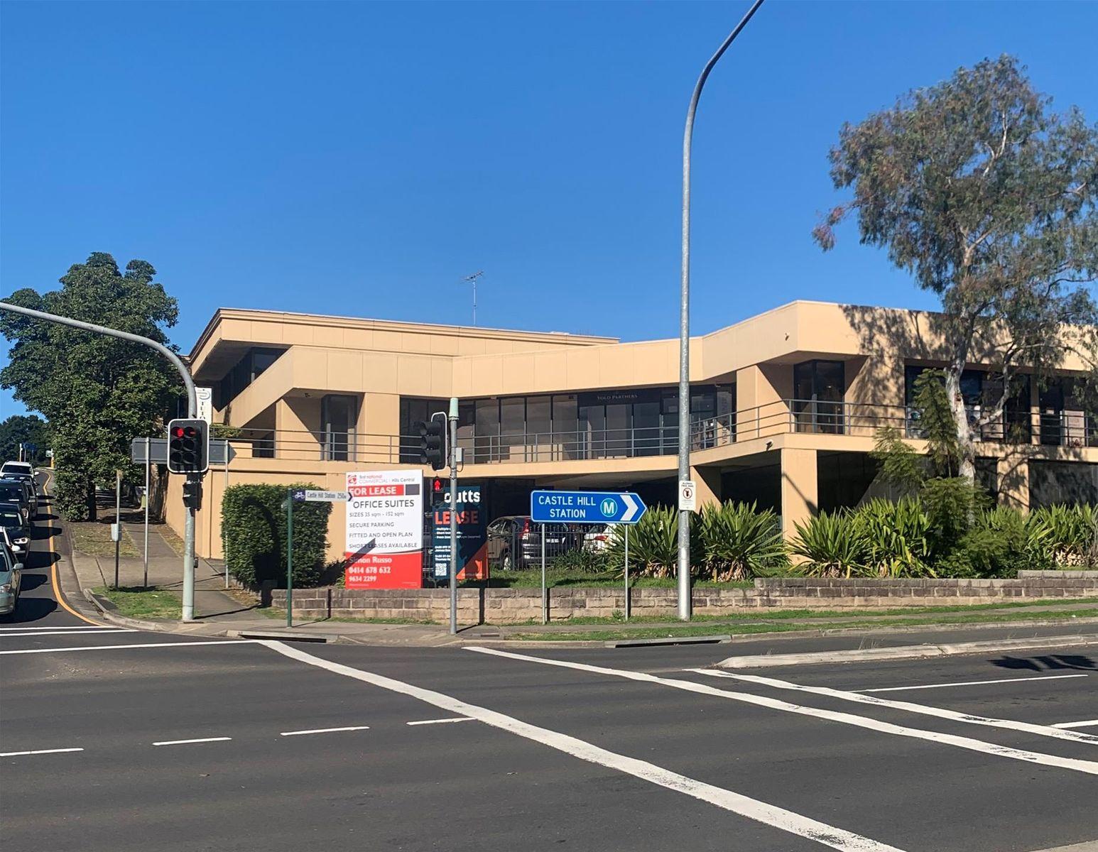 15/10-12 Old Castle Hill Road, Castle Hill, NSW 2154