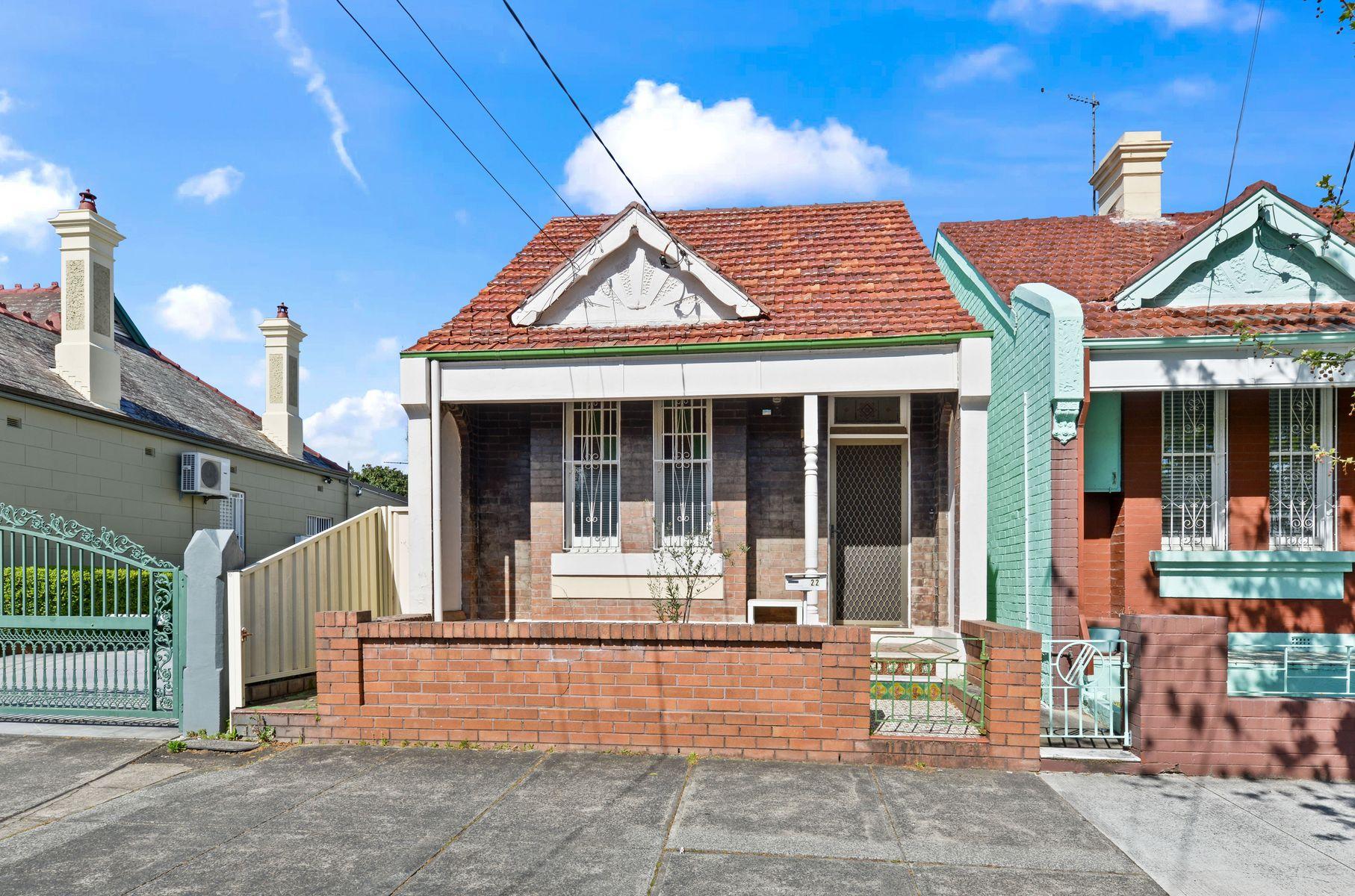 22 Gladstone St, Marrickville, NSW 2204
