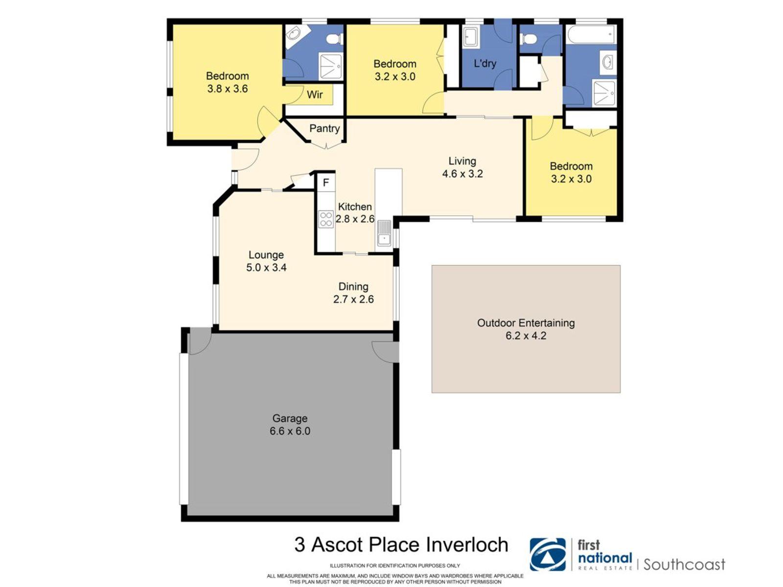 3 Ascot Place, Inverloch, VIC 3996