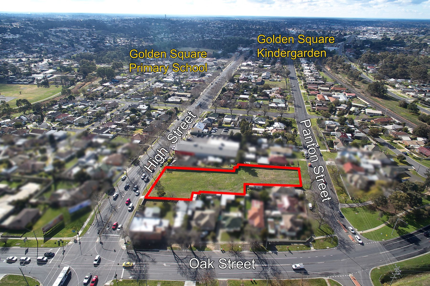 443 High Street, Golden Square, VIC 3555