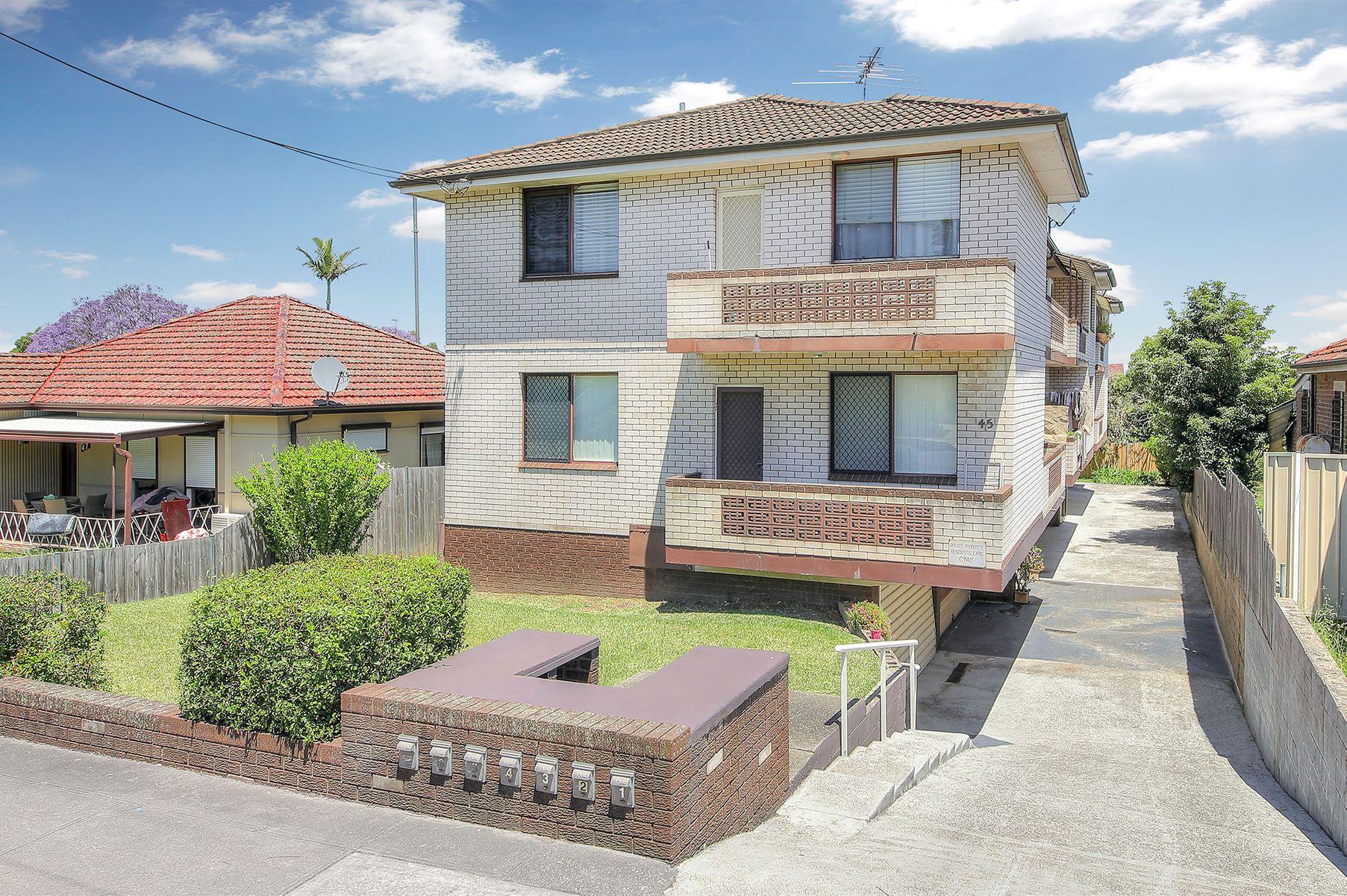 5/45 Matthews Street, Punchbowl, NSW 2196