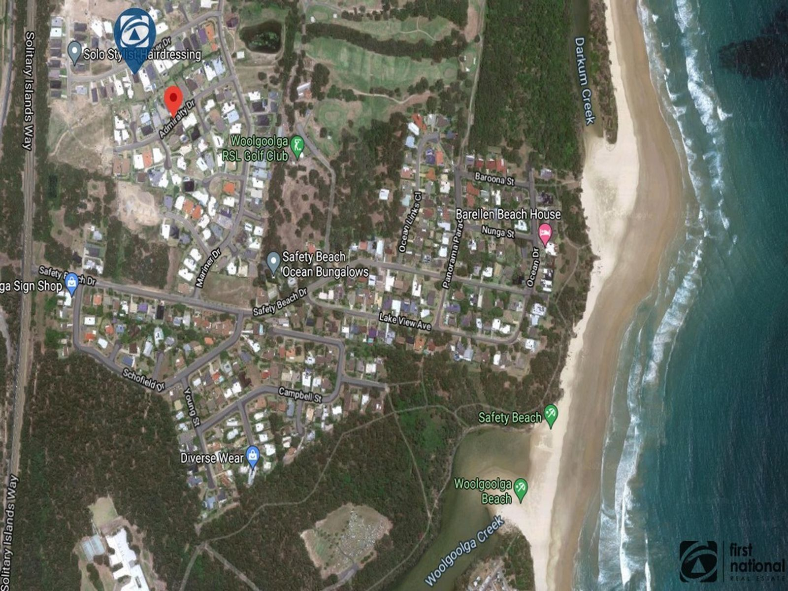50 Admiralty Drive, Safety Beach, NSW 2456