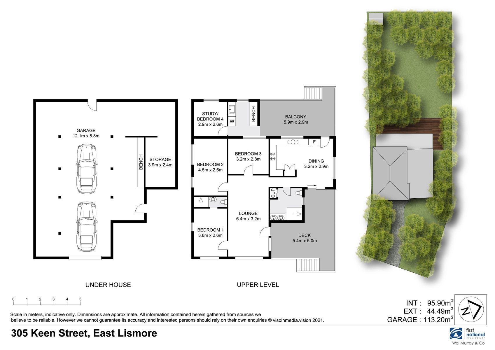 305 Keen Street, Lismore, NSW 2480