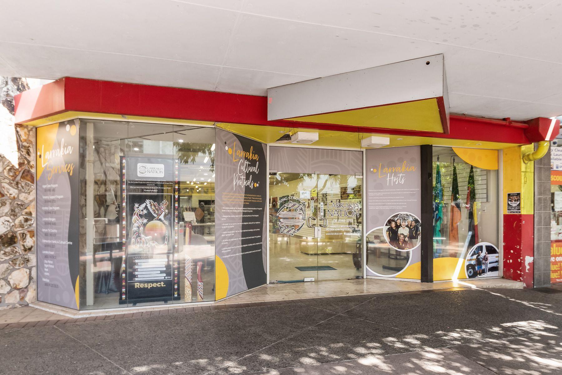 33 The Mall, Darwin City, NT 0800