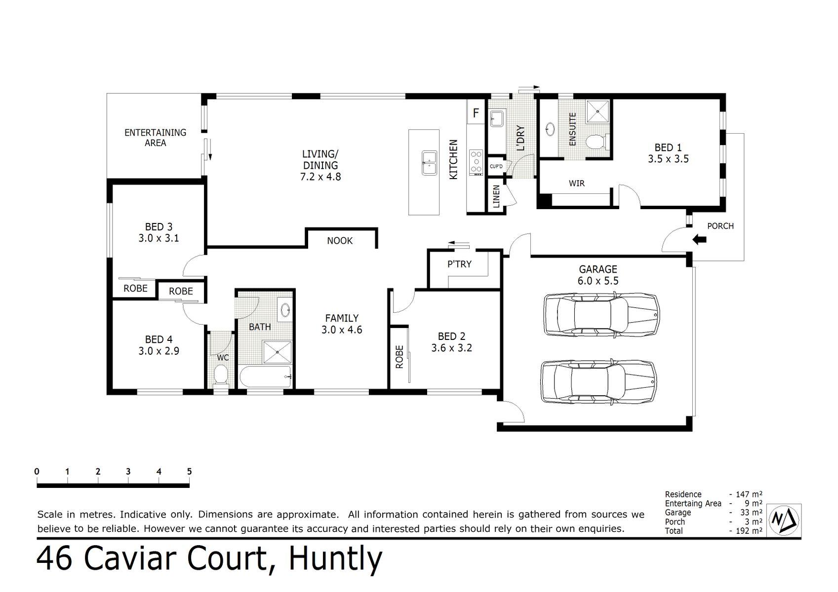 46 Caviar Court, Huntly, VIC 3551